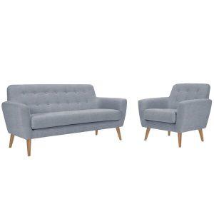 Sofa Ruang Tamu Minimalis 2 Seater