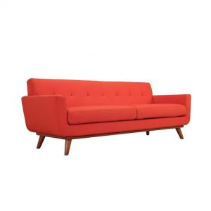 Kursi Sofa Scandinavian 2 Dudukan Ahn