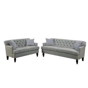 Set Kursi Sofa Tamu Minimalis Sevrin