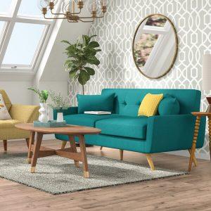 Sofa Tamu Scandinavian Minimalis Porteur