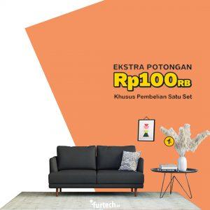 SALE Sofa Minimalis