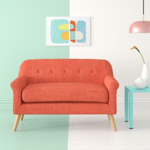 Sofa Scandinavian Retro Minimalis Haei-Ran